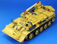 Civilian ZS-55AM Conversion set (Incl MODELKASTEN T-72 Track(SK-11) - Image 1