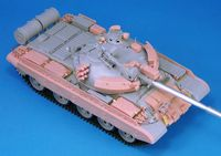 T-62M Conversion set (For Trumpeter 00377)