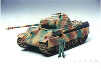 German Panther Type G Early Version