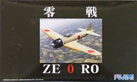 Mitsubishi Type 21 Zero Fighter - Image 1