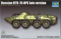 BTR-70 APC late version