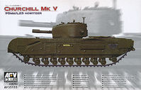 Churchill Mk.V 95mm Howitzer - Image 1