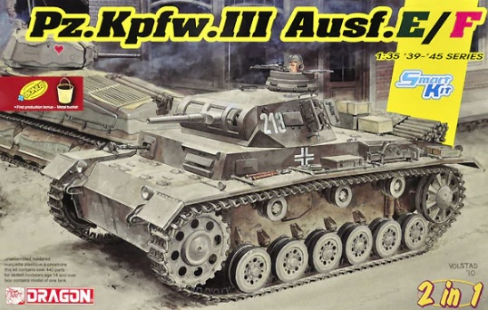 Kpfw.III Ausf.E//F Parts Tree X from Kit No 6944 DRAGON 1//35 Scale German Pz