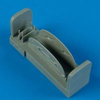 Yak-38 Forger A Air Intake Covers Hobby Boss - Image 1