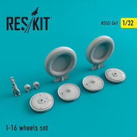 I-16 wheels set - Image 1