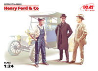 Henry Ford & Co (3 figures) - Image 1