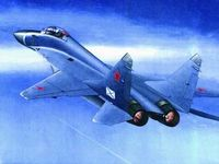 MiG-29K Fulcrum Fighter - Image 1