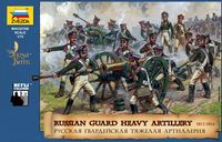 Russian Guard Heavy Artillery (1812-1814)