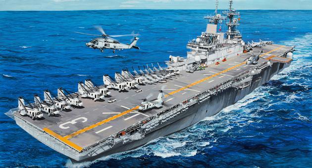 Image result for USS Kearsarge