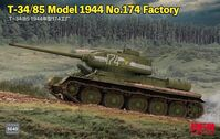 T-34/85 Model 1944 No.174 Factory - Image 1