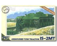 Armoured tow tractor IS-2MT