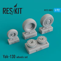 Yak-130 wheels set - Image 1