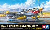 North American F-51D Mustang Korean War