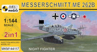 Messerschmitt Me 262B Night Fighter