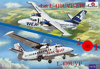 Let L-410UVP i L-410UVP-E10 Asian Spirit, WEA - Image 1