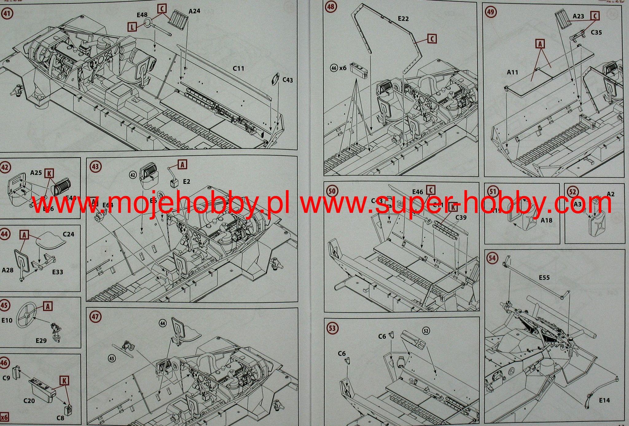 sd kfz 251 1 ausf a icm 35101 rh super hobby co uk