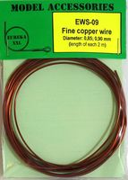 Fine copper wire Diameter: 0.85, 0.90 - Image 1