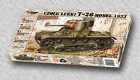 T-26 model 1933 light tank - Image 1