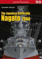The Japanese Battleship Nagato 1944