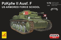 Pz.Kpfw.II Ausf.F U.S. Armoured Force School