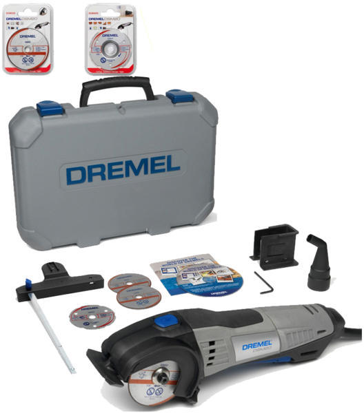 how to cut sheet metal with dremel