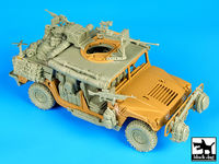 HUMVEE Special forces conversion set for Tamiya - Image 1