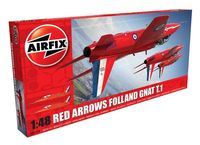 Red Arrows Gnat - Image 1