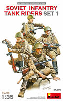Soviet Infantry Tank Riders Set 1