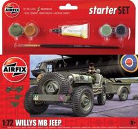 Willys MB Jeep - Starter Set - Image 1
