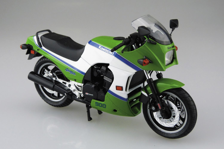 Kawasaki Gpz900z Ninja A2 Export Ver 1985 Aoshima 05397 Engine Diagram 900 1 Auto Downl