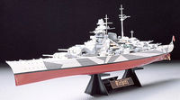 German Tirpitz Battleship Kit - Image 1