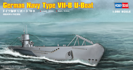German Navy Type VII-B U-Boat - Image 1