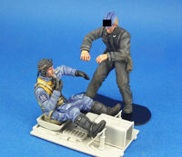 WWII Luftwaffe BF-109 Pilot & Mechanic set - Image 1