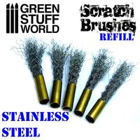 STEEL Refill for Scratch Brush