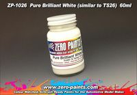 1026 Pure Brilliant White Paint (Similar to TS26) - Image 1