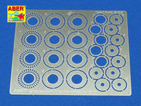 Standard drilled discs brakes dia. 12mm - Image 1