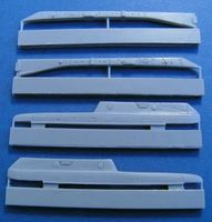 Mirage 2000 wing pylons for all kits