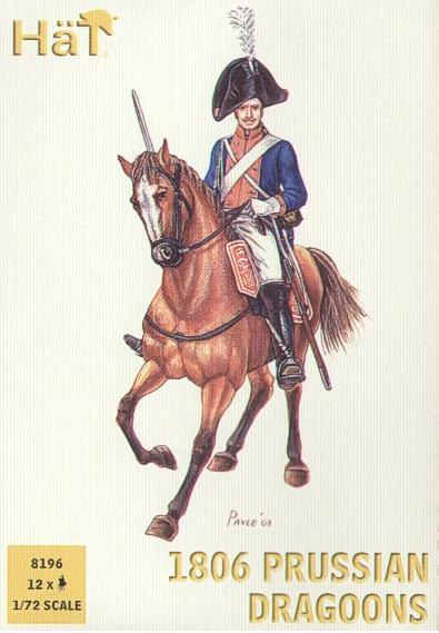 1806 Prussian Dragoons - Image 1