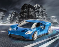 2017 Ford GT   Model Set - Image 1