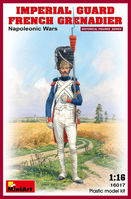 Imperial Guard French Grenadier (Napoleonic Wars)