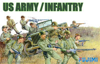 US Army Infantry Set