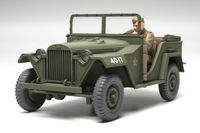 Russian Field Car GAZ-67B - Image 1