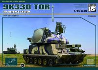 Russian 9K330 Tor Air Defence System