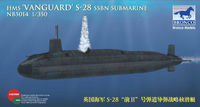 British SSBN Submarine HMS Vanguard SM-28