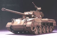 M-18 HELLCAT TANK DESTROYER