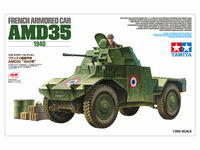 French Armored Car AMD35 (1940)