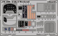 YAK-3 Weekend EDUARD - Image 1