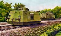 BDT - Heavy Armored Railcar