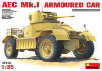 AEC Mk.I ARMOURED CAR - Image 1