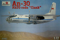 "AN-30 Nato code ""Clank"""